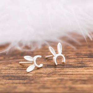 Jewelry - Daring Bunny Ear Earrings